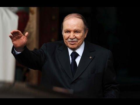 Algerian President in hospital