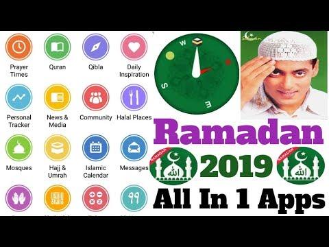Ramadan 2019, Time Table, Qibla Check, 5 Waqt Adhan, Islamic Calendar ! Just Download Muslim Pro App