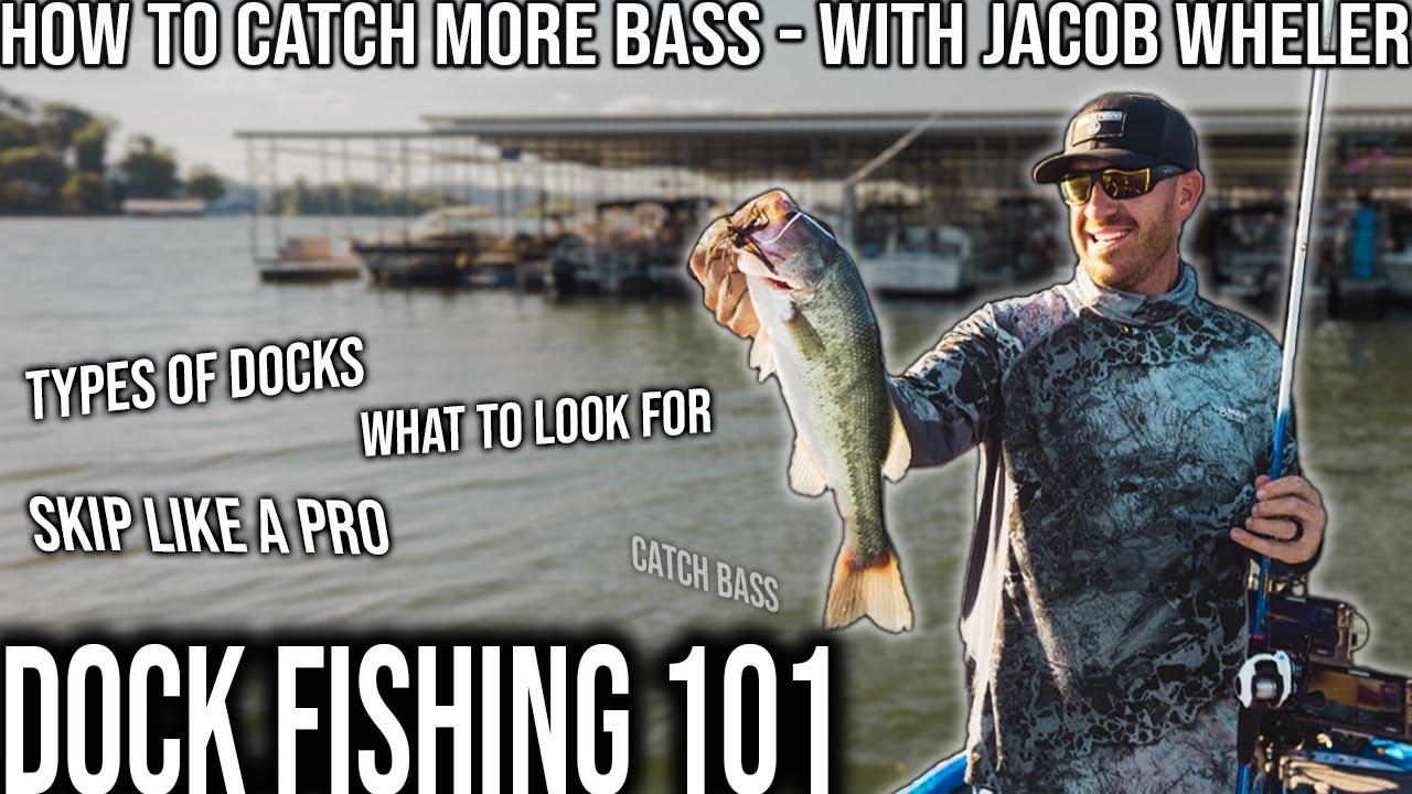 How to Fish Docks Like A Pro + Skipping Tutorial - Jacob Wheeler