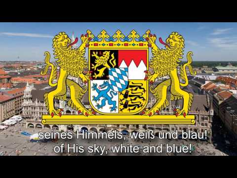 Regional Anthem of Free State of Bavaria (Germany) - Bayernhymne (Hymn of Bavaria)
