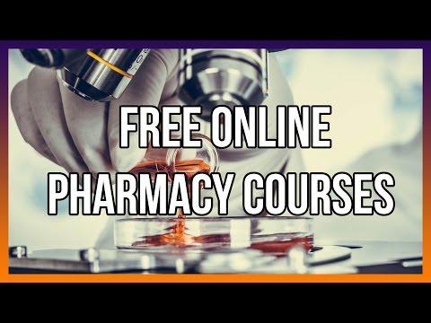 Free Online Pharmacy Courses