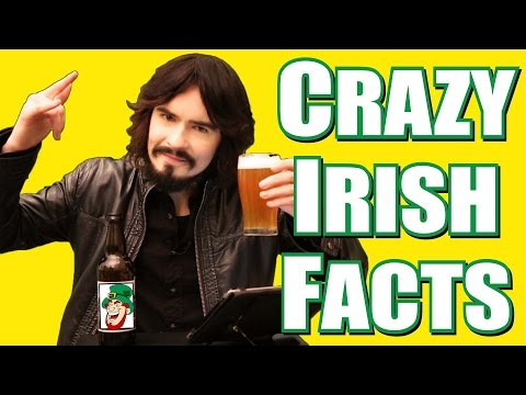 Crazy Facts About Irish People!