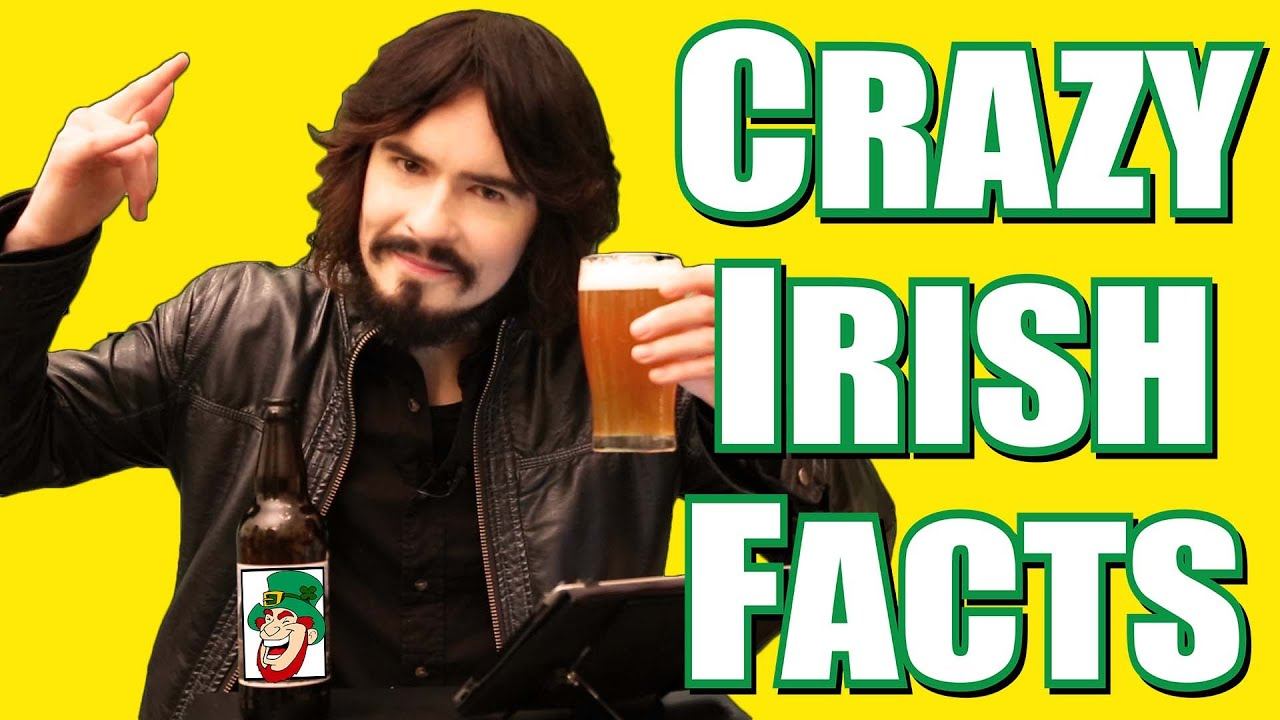 Crazy Facts About Irish People