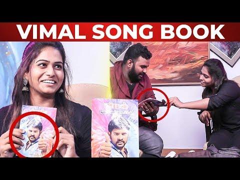 VIMAL HIT Songs Collection! - Nandhini Madesh Handbag Secrets Revealed | What's Inside the HANDBAG