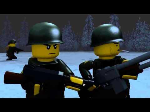 LEGO BATTLE OF THE BULGE Lego City