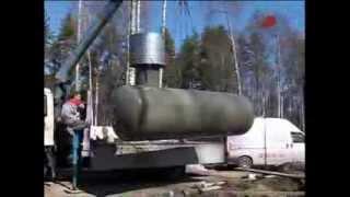 Обслуживание и эксплуатация автономной газовой системы