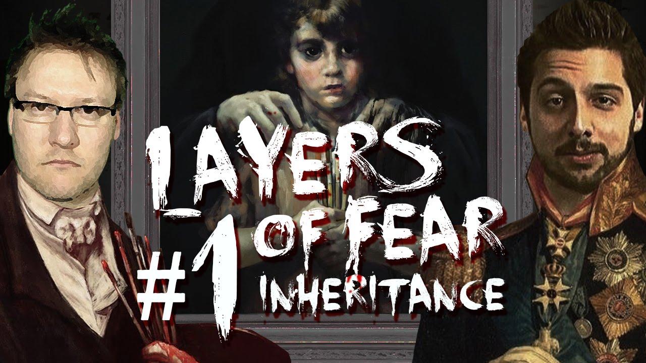 layers of fear deutsch