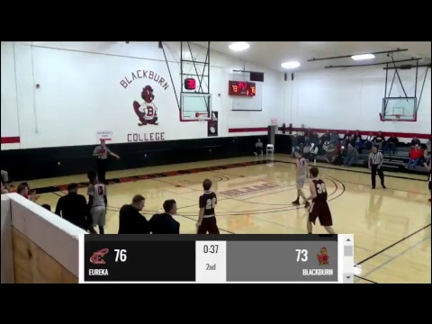 Blackburn College Men's Basketball Live Stream