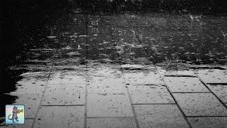 3 HOURS of Rain & Thunder Sounds  ~ Sleep, Study, Meditation, Relaxation
