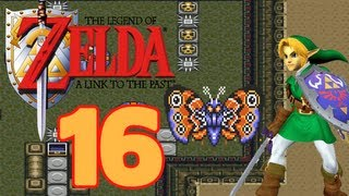 Let's Play The Legend of Zelda A Link to the Past Part 16: Epic Mana-Fail bei Mothula