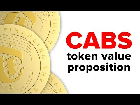 CABS token value proposition
