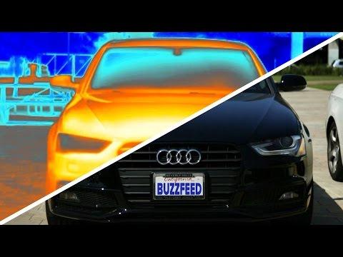Do Black Cars Really Get Hotter?
