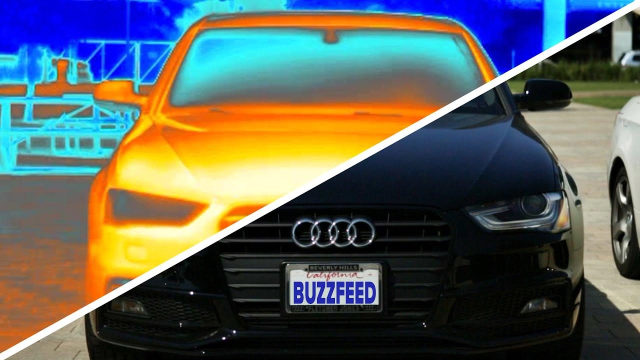 Car colour heat - Car Colour Heat 5