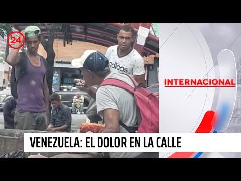 Zona Cero: El dolor en la calle de Venezuela con hambre y sin medicamentos