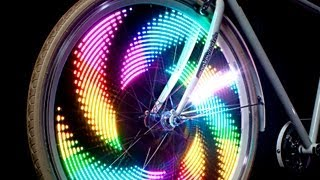 MonkeyLectric -  Bike Wheel Lights