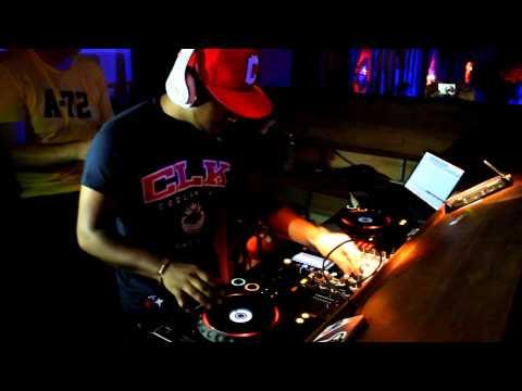DJ SKAM au BuddaClub Mauritius