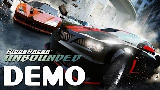 Ridge Racer Unbounded - Demo Gameplay