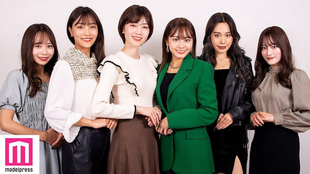 「ミス青山2021」ファイナリスト6人を紹介!本選への意気込みを語る【ミスキャンパス】