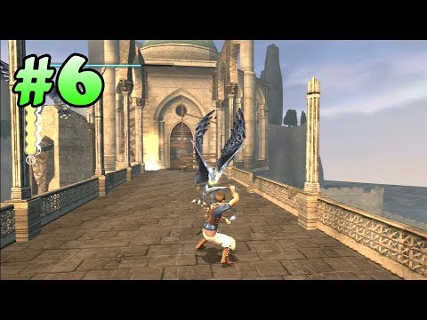 Prince of Persia: The Sands of Time Walkthrough - Part 6 (All Life Upgrades) (PS3 HD)