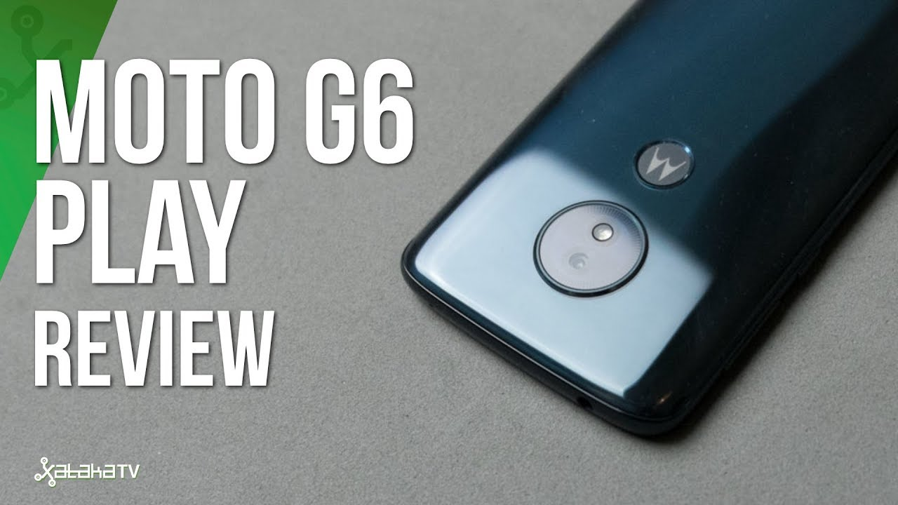 b3178dd52f0 Moto G6 Play, review: POTENCIA y AUTONOMÍA NUCLEAR para el pequeño de los  Moto