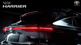 All-new 2021 TOYOTA HARRIER - Interior, Features and New Design (Amazing SUV)