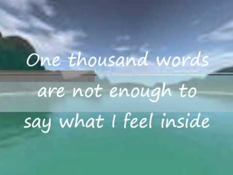 Suddenly by Billy Ocean(w/ lyrics)