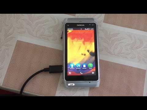 Прошивка Nokia N8-00, RM-596 в рабочем режиме