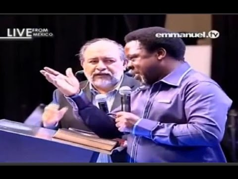 Full Pastor's Conference With Prophet TB Joshua In Mexico 2015. Emmanuel TV
