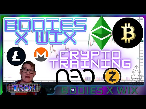 Crypto Training for my Patreons- NEED MT4 Bitcoin, Ethereum, Litecoin, Ripple, Monero, NEO, IOTA +
