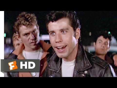 Grease (1978) - Phony Danny Scene (3/10) | Movieclips from YouTube · Duration:  1 minutes 50 seconds