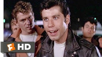 Grease (1978) - Phony Danny Scene (3/10) | Movieclips