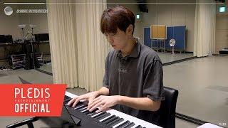 [INSIDE SEVENTEEN] 승관이의 피아노 연습 (SeungKwan's Piano Practice)
