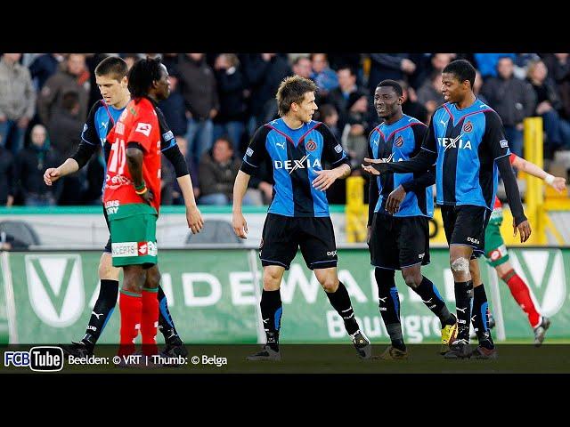 2009-2010 - Jupiler Pro League - PlayOff 1 - 09. Club Brugge - Zulte Waregem 3-0