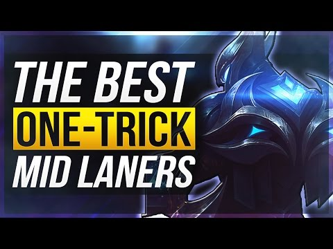 BEST MID LANERS TO ONE-TRICK | Freelo Carry - League of Legends