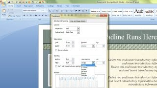 How To Change The Default Template In Microsoft Word