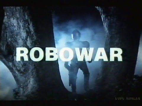 Robowar - 1989 (Dutch VHS trailer)