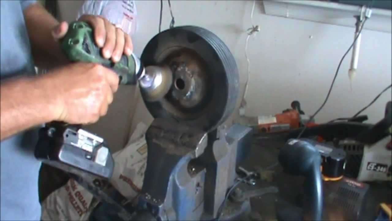Welding Repair - YouTube