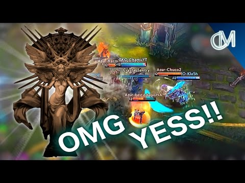 VAINGLORY | THE CRAZY TEAM FIGHT THAT GOT ME TO VAINGLORIOUS! UPDATE 2.2!