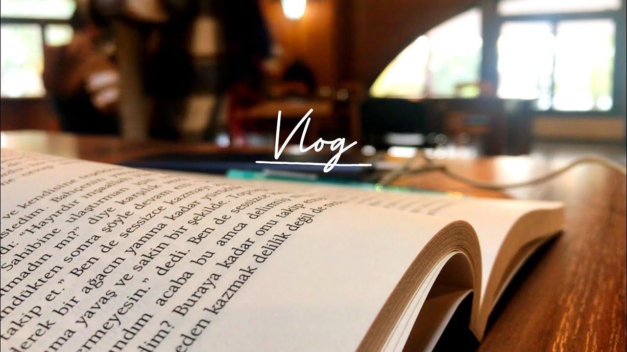 Kütüphanede Çalışma Kampı   İlim Öğrenmenin Önemi   Sessiz Vlog