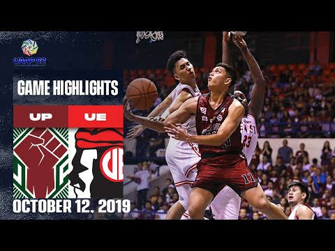 UP vs. UE - October 12, 2019 | Game Highlights | UAAP 82 MB
