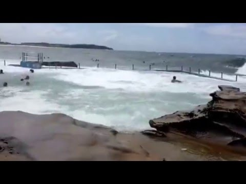 Dee Why rock pool