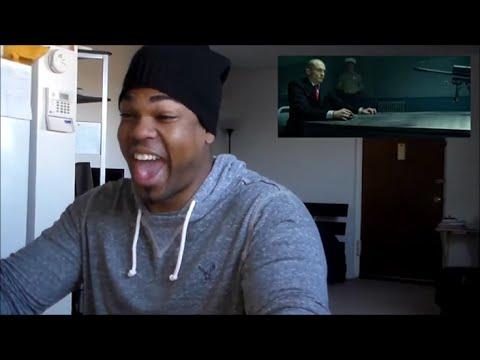 Hitman: Agent 47 TRAILER REACTION!!!