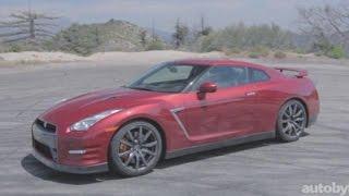 2015 Nissan GT-R Premium Test Drive Video Review