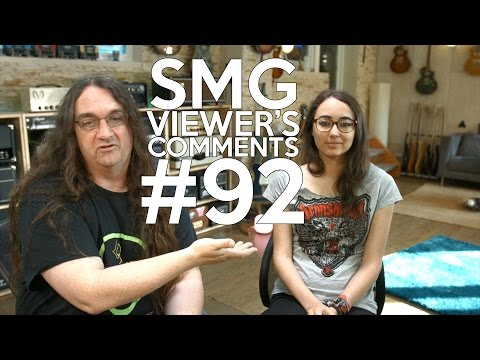 SMG Viewer's Comments #92 : Self Critique, Genre Elitism, No female subscribers??