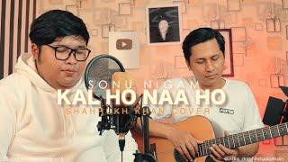 kal ho naa ho - Shahrukh Khan ( Sonu nigam ) cover by Tommy Kaganangan