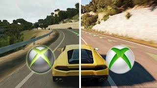 Forza Horizon 2 - Xbox One vs. Xbox 360 (Gameplay) - Vergleich: Grafik, Inhalt uvm.