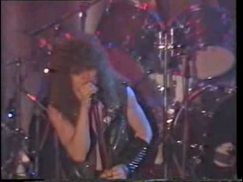 Overkill - Rotten to the Core - Metal Hammer Road Show 1986