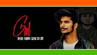 Medal  Gulzar Chhaniwala whatsapp Status  15 August Independence day special  New Song Gulzar