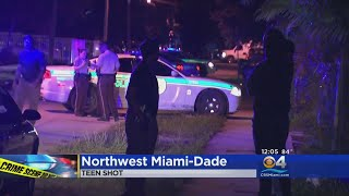 Supt. Carvalho Outraged Over Shooting Of Another Miami-Dade Teenager