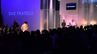 DUE FRATELLI  | Fashion Show | 40th IFFK 2015